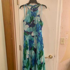 Halter style dress